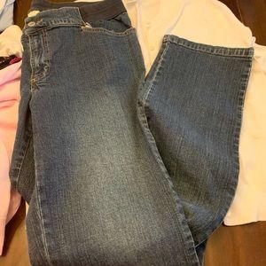 Maternity bundle! Jeans,nursing gown,cardigans,top